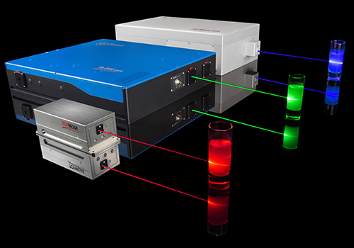 UV/RGB solutions for holography & lithography
