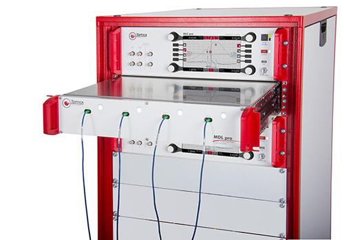 MDL pro – tunable ECDLs for rack integration